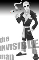 The Invisible Man by memorypalace