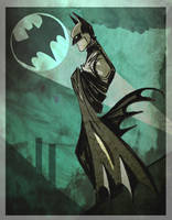 Dark Knight's Previous Era by memorypalace