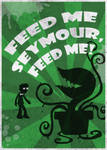 Feed Me, Seymour! by memorypalace