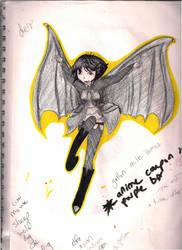 Bat Fiend by peas12344