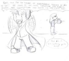 Too Much Caffiene by SuperherogirlCat