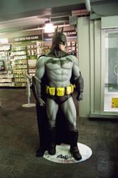Batman-Arkham Asylum by Neville6000