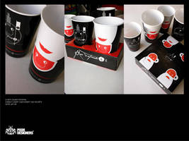 Paper Cups. by PoorDesigners