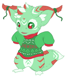 177 - Ugly Sweater - 17th by Mega-Arts