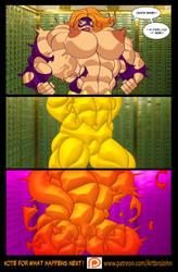 Muscle Wars page 6 by ArtbroJohn