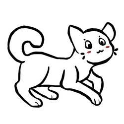Cat Base by cutecatandrabbit