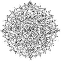 Star Mandala by WelshPixie