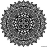 Big Mandala by WelshPixie