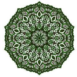 Celtic Mandala by WelshPixie