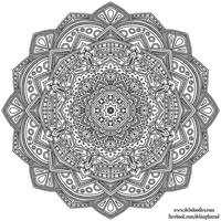 Krita Mandala 44 by WelshPixie