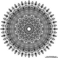 Krita Mandala 52 by WelshPixie