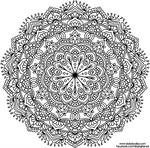 Krita Mandala 62 by WelshPixie