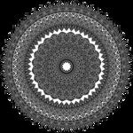 Large Detailed Mandala by WelshPixie