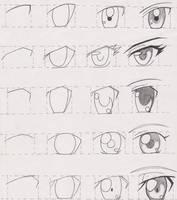 Manga Tutorial Female Eyes 01 by FutagoFude-2insROID