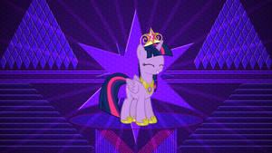 Happy Princess Twilight by LaszlVFX