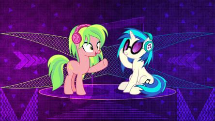 Music Pones by Laszl