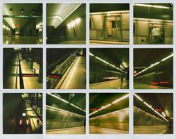 LA train station by bluecitrusart