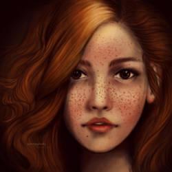 Ginger by TheJoanaPADJ