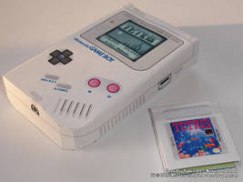 GameBoy Papercraft by Dil1880