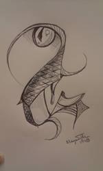 Snake Improv by TheRaptor-Wolfy