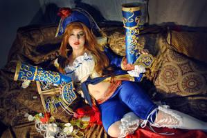 LoL: Waterloo Miss fortune II by CookieKabuki