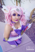 LoL: Star Guardian Lux V by CookieKabuki