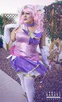 LoL: Star Guardian Lux VII by CookieKabuki