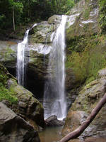 Costa Rica Waterfall by Misfit0481