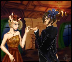 Shall We Dance? by ChristianKitsune