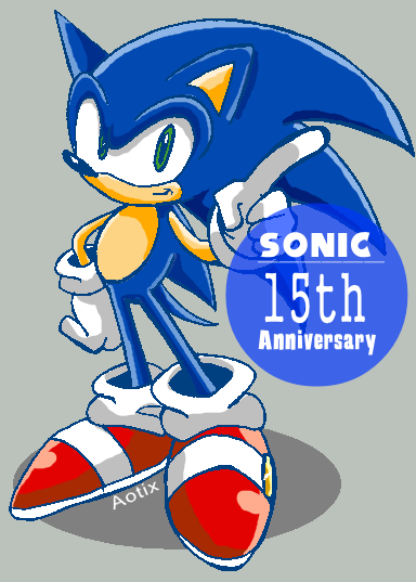 15th Anniversary 01 by aotix