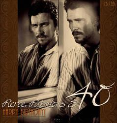 Happy 40th birthday, Christian Bale! by dinatzv