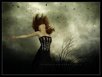 Spread your wings... by EmberRoseArt