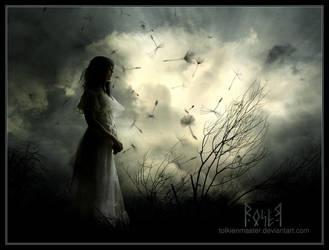 Cast your soul by EmberRoseArt