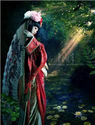Megumi by EmberRoseArt