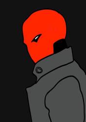 The Red Hood by TeddyBearGirl0001