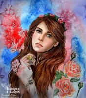 Belle by Knesya27