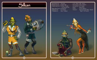 SilkanA by ChadGrimm