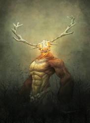 Golem Bestial 2 by Peyeyo