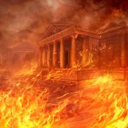 Gran Incendio by Peyeyo