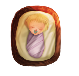 Beautiful Name - Baby Mo by Maheen-S