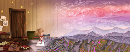 Beautiful Name - I am the wind by Maheen-S