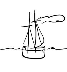 Boat by Maheen-S