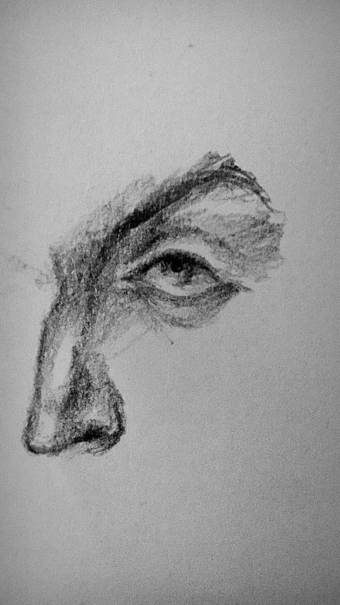 Quick practice sketch by Maheen-S