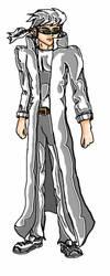 Edwin Shein Hero Disguise by stordarth