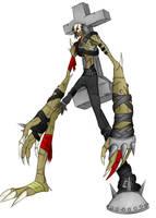 Zombiemon by DarkKnight0001