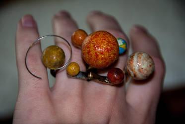 Solar system ring by Sentimenthol