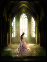 Once Upon A Nothing by LauraAshford-FineArt