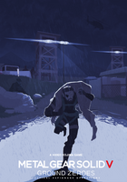 GROUND ZEROES by 0tacoon