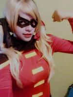 Robin Harley -Batman by Elliot-Baskerville