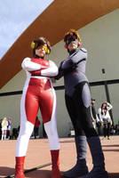 Kid Flash And Impulse by Elliot-Baskerville